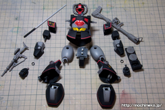 YMS-09 プロトタイプドム その11